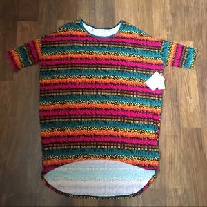 LulaRoe High Low Dress , Size S